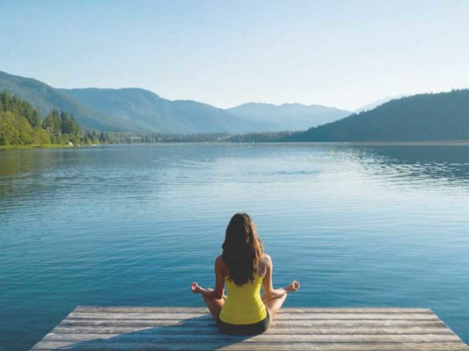 Reducing Your High Impact Stress with Natural Healing