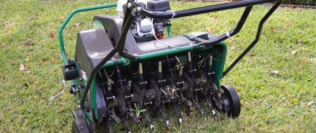 Why Aeration Is Important