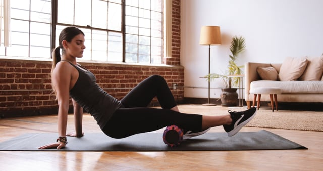 The Four Features About Strong Foam Roller